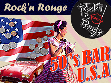 Live Bar Rock 'n Rouge 〜 ロックン ルージュ 〜のアルバイト情報
