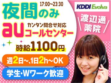株式会社KDDIエボルバ 九州・四国支社/IA019161のアルバイト情報