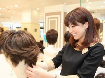 ジュリア・オージェマリーボーテ デパートリウボウ(2955577)/化粧品やファッション業界の販売経験を活かして新しい環境で再スタート★美容師免許も活かせます