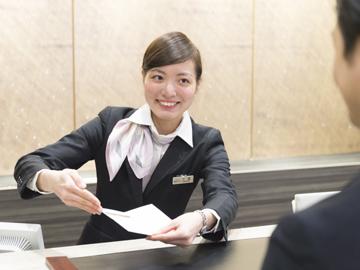 ホテルメッツ◆18勤務地の同時募集◆(日本ホテル株式会社)のアルバイト情報