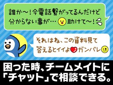 三井物産G りらいあコミュニケーションズ(株)/1210003001のアルバイト情報