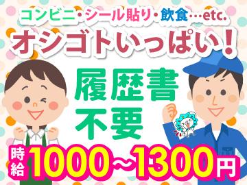 (株)ウィルエージェンシー 千葉支店/wch0162のアルバイト情報