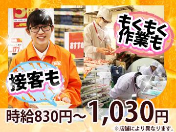 ザ・ビッグ三郷店 (長野県内15店舗)のアルバイト情報