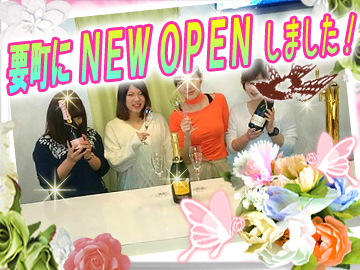 ◆完全新規OPEN!!◆ Girlsbar Lino -リノ-のアルバイト情報