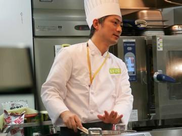 健康・安全で喜ばれる料理を追求することが私達のお仕事です!