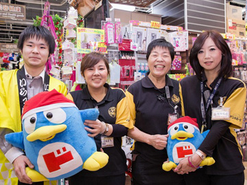 ドン・キホーテ 高田馬場駅前店/A0400110276のアルバイト情報