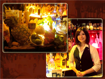 Dining Shot Bar Honey Boxのアルバイト情報