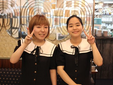 喫茶 アメリカン 道頓堀店のアルバイト情報