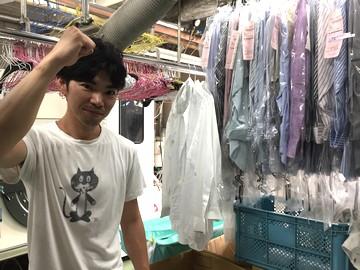 三幸舎クリーニング(1)高円寺店(2)浜田山店のアルバイト情報