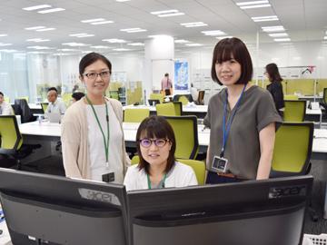 株式会社テクノア 東京本部のアルバイト情報