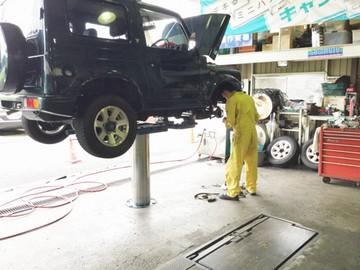 有限会社杉本自動車のアルバイト情報