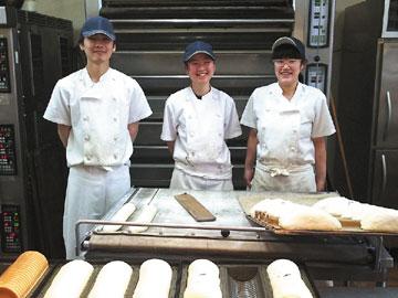 ★みちぱん3店舗募集★ふっくら焼き立てパンで地域の笑顔を増やそう!独立希望者も大歓迎