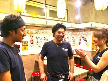 焼きとん大国 泉中央店 ★10/17NewOpen★のアルバイト情報