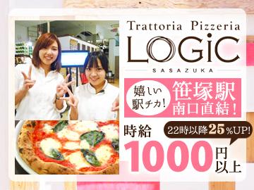 LOGIC(ロジック) 笹塚店のアルバイト情報