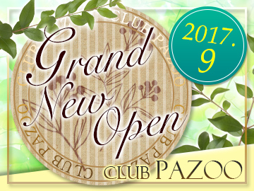 CLUB PAZOO(パズー)のアルバイト情報
