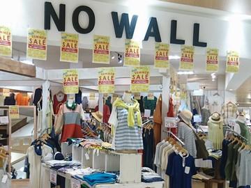 NO WALL <3店舗合同募集!>のアルバイト情報