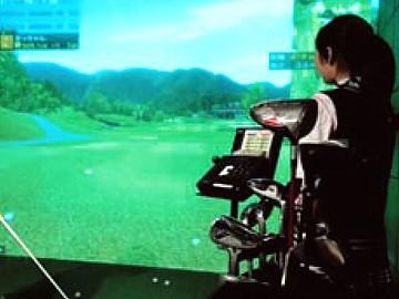シミュレーションゴルフBARホールインワンのアルバイト情報