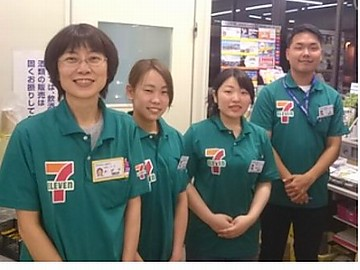 セブンイレブン(A)札幌北インター店(B)札幌新琴似4番通店のアルバイト情報