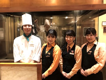 ハングリータイガー グランツリー武蔵小杉店のアルバイト情報