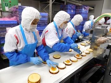 <期間限定>ケーキ・お餅の製造スタッフ募集