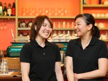 <珈琲新鮮館>東林間店のアルバイト情報