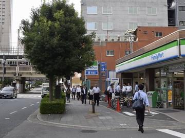 ファミリーマート 福島駅北店のアルバイト情報