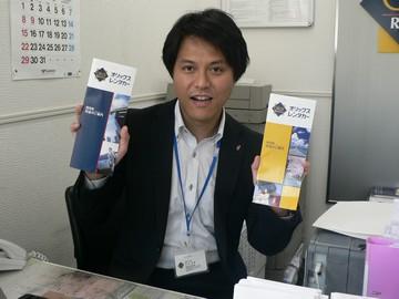 オリックスレンタカー <駅チカ5店舗で同時募集!!>のアルバイト情報