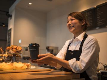 DEAN&DELUCA CAFE ★2店舗Openig同時募集のアルバイト情報