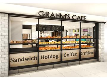『Grahm's Cafe 北千住店』 (株)コンパーテス・ジャパンのアルバイト情報