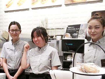 ドトールコーヒーショップ 浅草ROX店のアルバイト情報