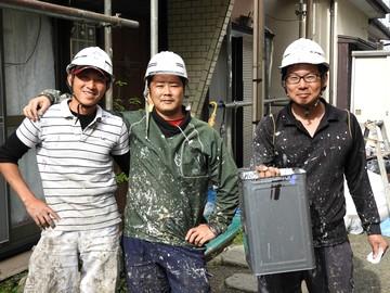 株式会社熊澤建装のアルバイト情報
