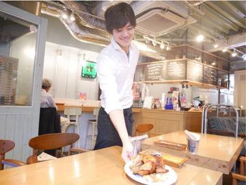 Rotisserie Chicken「ALZE」/株式会社ZEALのアルバイト情報