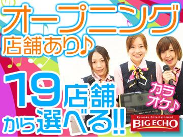ビッグエコー 【株式会社台東第一興商】のアルバイト情報