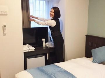 (株)リゾートライフ 日本橋ラグゼホテルのアルバイト情報