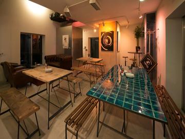 ビストロバルGOLDTOWN (1)野毛店(2)恵比寿店のアルバイト情報