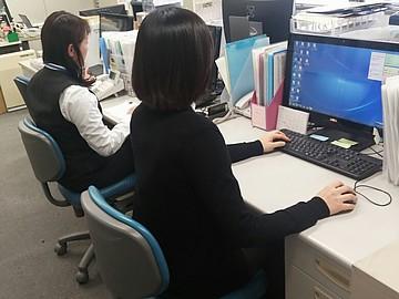 くら寿司でのオフィスワーク♪コールセンターと総務部で事務スタッフ大募集!