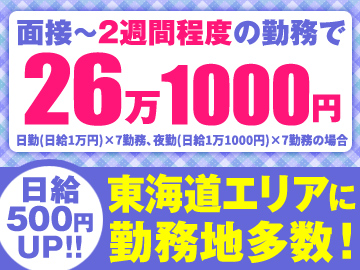 テイケイ株式会社<藤沢・平塚エリア>のアルバイト情報
