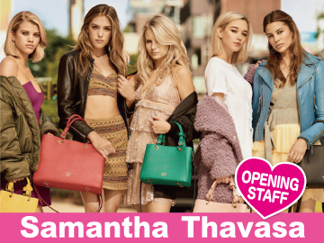 Samantha Thavasa サマンサタバサグループ FA0006 のアルバイト情報