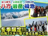 -HAKUBA VALLEY-�@�͂��ۂ��E���킽���E�'����� �X�L�[��