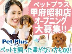 ペットプラス 甲府昭和店 ※11月オープン