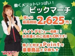 ビックマーチ 北関東22店舗同時募集